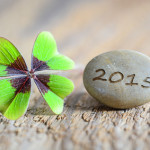 Viel Glück in 2015!